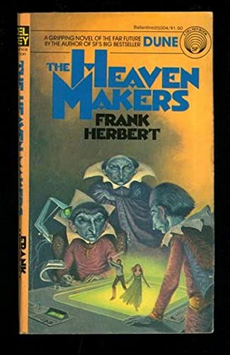 The Heaven Makers, Herbert, Frank
