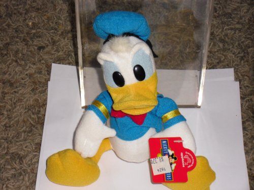 "Donald Duck 9"" Plush Doll - 1"