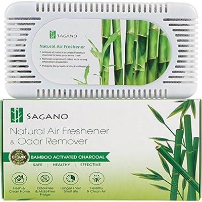 Sagano Natural Air Freshener and Odor Remover