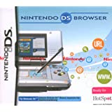 Nintendo DS - Browser inkl. Memory Expansion Pack