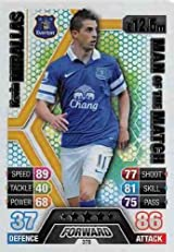 Match Attax 2013/2014 Kevin Mirallas Everton 13/14 Man Of The Match