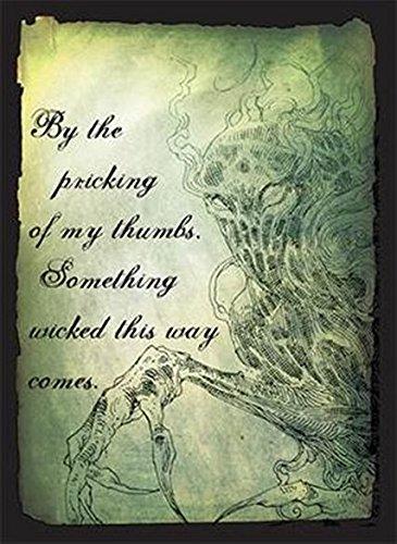 Card Sleeves: Something Wicked (50) - 1