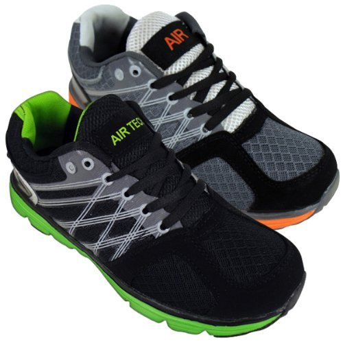Boys Shock Absorbing Trainer Running Jogging Trainers Shoes