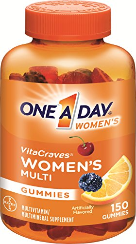 One A Day Women's Vitacraves, 150 Count