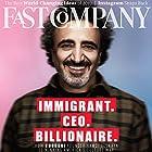 Audible Fast Company, April 2017 (English) Audiomagazin von Fast Company Gesprochen von: Ken Borgers