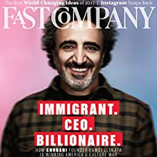 Audible Fast Company, April 2017 (English) Périodique Auteur(s) : Fast Company Narrateur(s) : Ken Borgers
