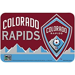 "Colorado Rapids Official SOCCER 20"" x 30"" Floor Mat Rug by Wincraft"