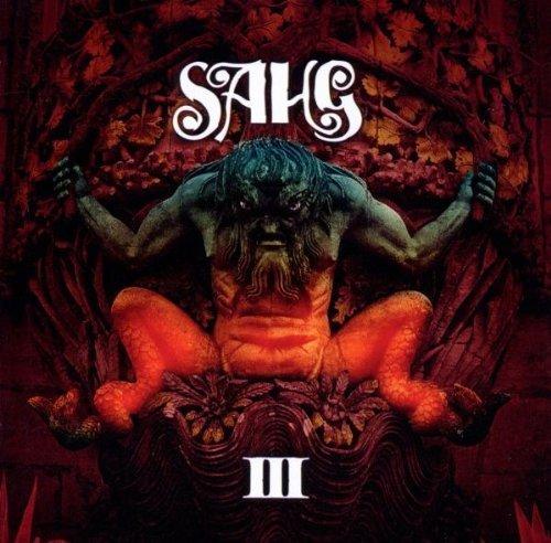 Iii by Sahg (2010) Audio CD