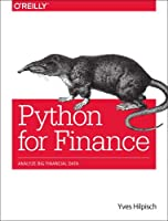 Python for Finance: Analyze Big Financial Data Front Cover