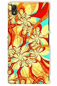 IndiaRangDe Hard Back Cover FOR Sony Xperia Z3
