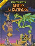 img - for Deities & Demigods: Cyclopedia of Gods and Heroes from Myth and Legend (Advanced Dungeons and Dragons) book / textbook / text book