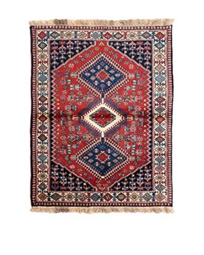 RugSense Alfombra Persian Yalameh Rojo/Multicolor