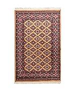 Navaei & Co. Alfombra Kashmir Beige/Multicolor 123 x 76 cm