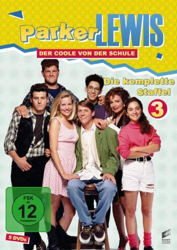Parker Lewis Der Coole von der Schule Staffel 3 (5 DVDs)