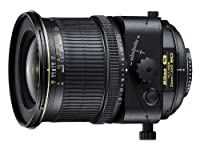 Nikon 24mm f/3.5D ED PC-E Nikkor Ultra-Wide Angle Lens for Nikon DSLR Cameras from Nikon