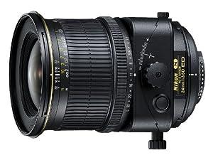 Nikon 24mm f/3.5D ED PC-E Nikkor Ultra-Wide Angle Lens for Nikon DSLR Cameras from Nikon