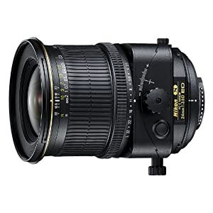 Nikon 24mm f/3.5D ED PC-E Nikkor Ultra-Wide Angle Lens for Nikon DSLR Cameras