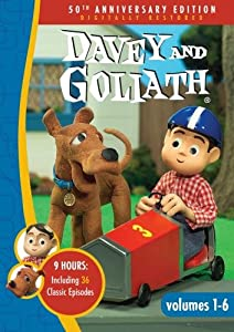 Davey & Goliath Vol. 1-6 DVD Set