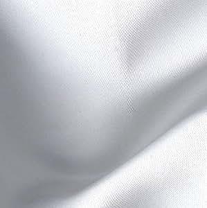 50'' Wide Peau de Soie Satin Fabric White By The Yard