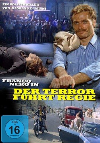Der Terror führt Regie (Warum musste Staatsanwalt Traini sterben?)