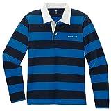 (BL)ブルー 130cm (モンベル) MONT-BELL キッズ ウイックロン ラガーシャツ 1104914