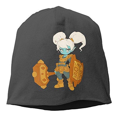 knit-caps-beanie-hats-league-of-legends-poppy-winter-warm-adult