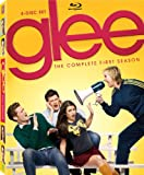 51ObtvHuGFL. SL160  Glee: The Complete First Season [Blu ray]