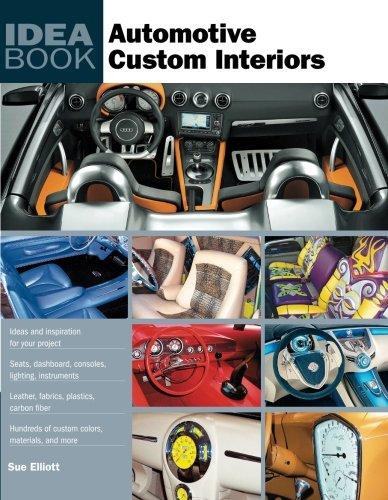 Automotive Custom Interiors (Idea Book)