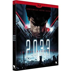 2033 - Future Apocalypse [Blu-ray]