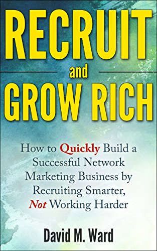 How To Make A Book Quickly ~ Download quot recruit and grow rich how to quickly build a