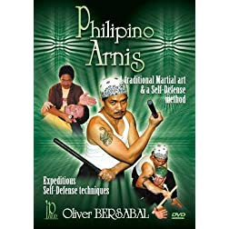 Filipino Arnis: A Traditional Martial Art & Self-Defense Method