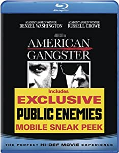 American Gangster [Blu-ray] [2007] [US Import]