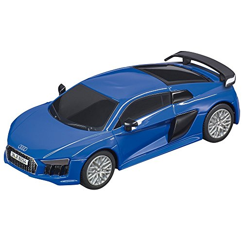 carrera 20064059 go audi r8 v10 plus fahrzeug blau. Black Bedroom Furniture Sets. Home Design Ideas