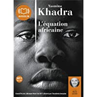 L'quation africaine: Livre audio 1 CD MP3 - 585 Mo (op)
