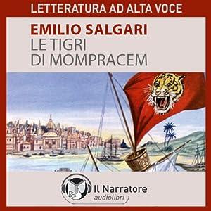 Le Tigri di Mompracem Hörbuch
