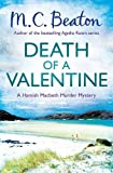 M.C. Beaton Death of a Valentine (Hamish Macbeth)