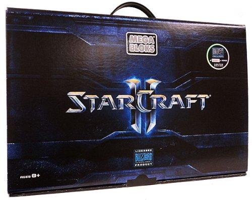 Mega Bloks Starcraft II Battlecruiser Limited Edition Set limitiert auf 3000 Stück Exclusive für BlizzCon 2011 als Geschenk