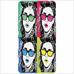 Sony Xperia C4 Back Cover - Face Designer Cases