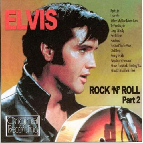 Rock-n-Roll-Vol-2-Elvis-Presley-Audio-CD