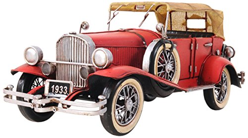 old-modern-handicrafts-1933-duesenberg-j-collectible-112-scale-red