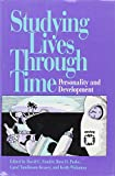 img - for Studying Lives Through Time: Personality and Development book / textbook / text book