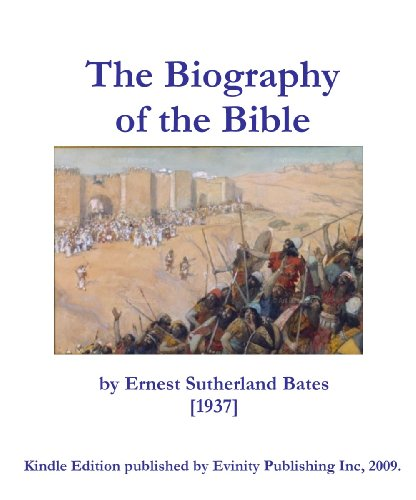 The Biography of the Bible