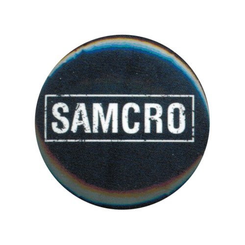 Sons Of Anarchy Samcro Button