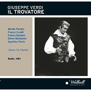 Giuseppe Verdi Oliviero De Fabritiis Mirella Parutto