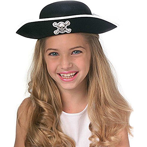 Kids Basic Pirate Hat - 1