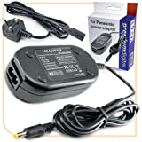 PremiumDigital Panasonic HC-V500 Replacement AC Power Adapter