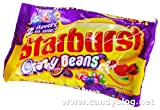 Starburst Crazy Beans JellyBeans, 386.50 grams (2 Bags)