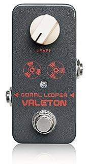 VALETON CORAL LOOPER 極小!10分までのレコーディングに対応するサンプリングルーパー! ヴェイルトン コーラルルーパー 国内正規品