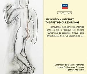 Ansermet: The First Decca Recordings