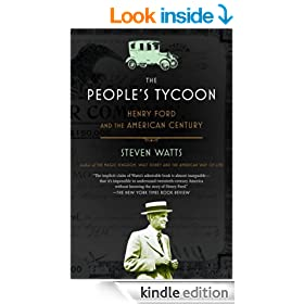 The People's Tycoon: Henry Ford and the American Century (Vintage)